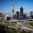 Perth Skyline — Stock Photo