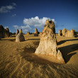 Stock Photo: Pinnacles at Numbung National Park - Western Australia