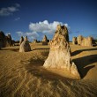 Pinnacles at Numbung National Park - Western Australia — Stock Photo