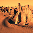 Pinnacles — Stock Photo