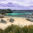 Salmon Bay in Rottnest Island, Western Australia — Stock Photo