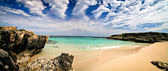 Salmon Bay - Rottnest Island, Western Australia — Stock Photo