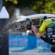 MELBOURNE, AUSTRALIA - MARCH 12: Marcello Giardiin the wakeboard event at the Moomba Masters — Stockfoto
