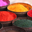 Colored powders — Stock Photo #29474187