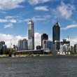 Stock Photo: Perth Skyline