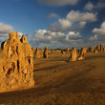 Pinnacles at Numbung National Park - Western Australia — Stock Photo