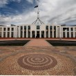 Australia's Parliament House - Canberra — Stock Photo #29487679
