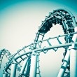 Rollercoaster — Stock Photo