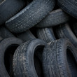 Old Tires — Stock Photo