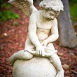Garden sculpture — Stockfoto #30018645
