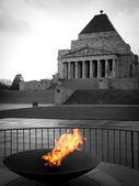 War memorial — 图库照片