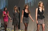 Melbourne, austrália - 18 de março: modelos na l'oreal 2010 festival de moda de melbourne — Foto Stock
