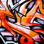 Street art by unidentified artist. Melbourne — Stock Photo #30506187