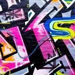 Street art by unidentified artist. Melbourne — Stock Photo #30509719