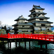Matsumoto Castle, Japan — Stock Photo #30909275