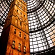 Shot tower at Melbourne Central — Foto Stock