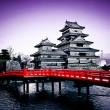 Matsumoto Castle, Japan — Stock Photo #30913281