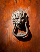Doorknocker — Stockfoto
