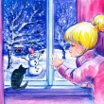 Winter — Stock Photo #14234605