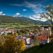 Brunico - Stock Photo