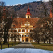 Eggenberg Castle — Stock Photo