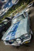 Vintage car — Stock fotografie