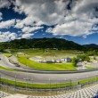 Stock Photo: Red Bull Ring