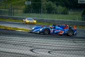 Závodní auto — Stock fotografie