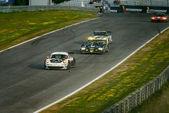 Racing cars — Stock Photo