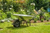 Wheelbarrow — Stock Photo