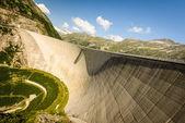 Dam Kaprun — Zdjęcie stockowe