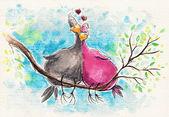 Oiseaux — Photo