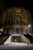 Gasometer — Stock Photo
