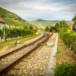 Railway — Stock Photo #33632153
