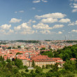Prague panorama — Stock Photo #48234641