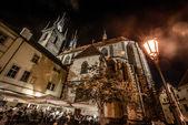 Prag — Stockfoto