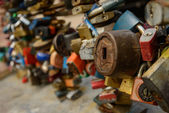 Padlocks — Stock fotografie