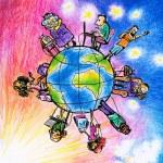 Global network — Stock Photo #6979946