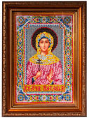 Icono sv. nataly — Foto de Stock