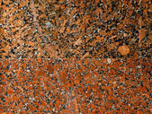 Granite structure of two different colors — Stock Photo