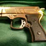 Pistol — Stock Photo #8444118