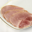 Pork slices — Stockfoto