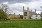 Cambridge University — Zdjęcie stockowe