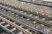 Rail Track — Stock Photo