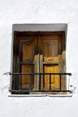 Spanish Window — Stock Photo