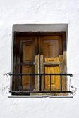 Spanish Window — Stock Photo