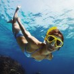 Snorkeling — Stock Photo #21103383