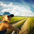 Cycling - Stockfoto