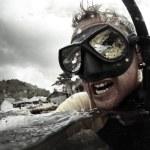 Diver — Stock Photo #22538067