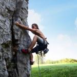Climber — Stock Photo #40175643